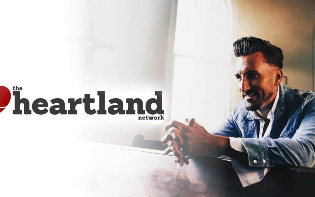 """Church Pew Bar Stool"" featured on Heartland"