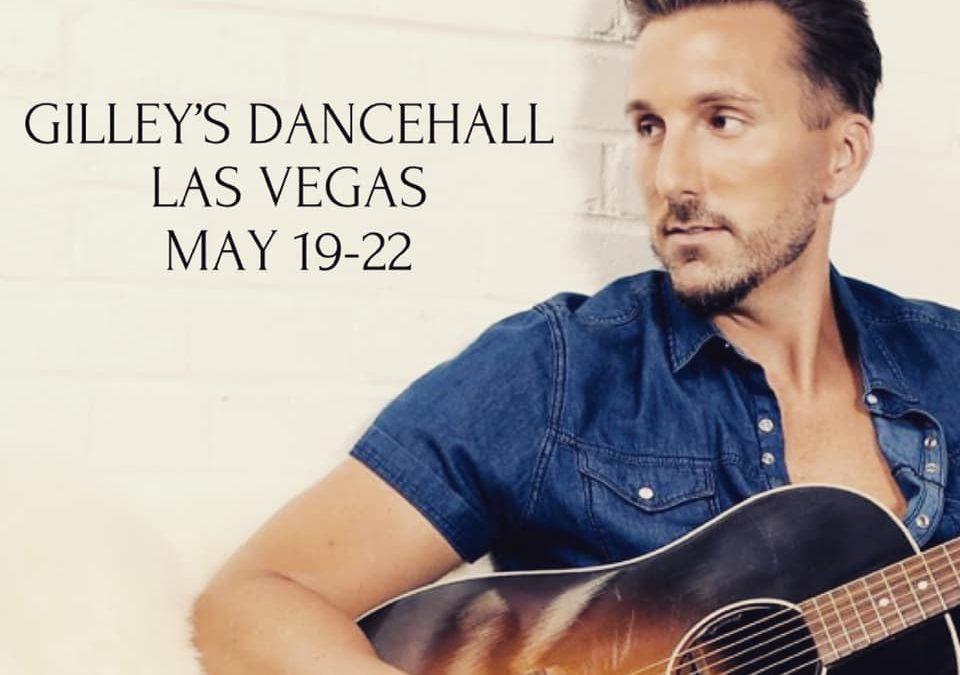 Shelburne headlines 4 shows in Las Vegas!